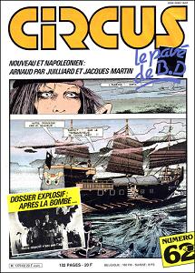 Circus - Tome 62