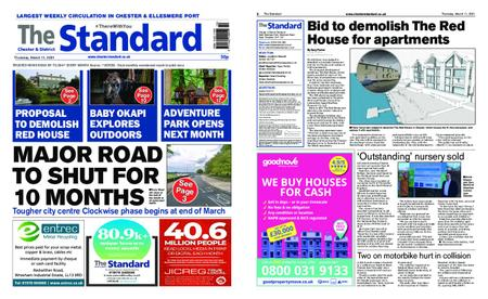 The Standard Chester & District – March 11, 2021