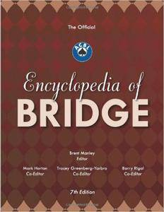 The Official ACBL Encyclopedia of Bridge (7th edition) (repost)