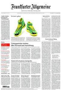 Frankfurter Allgemeine Zeitung F.A.Z. - 20. Oktober 2017