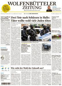 Wolfenbütteler Zeitung - 10. Oktober 2019