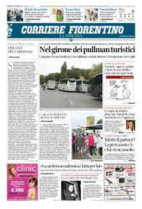 Corriere Fiorentino La Toscana – 18 ottobre 2018