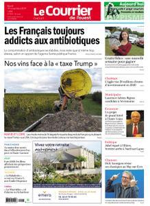 Le Courrier de l'Ouest Cholet – 19 novembre 2019