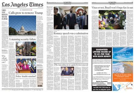 Los Angeles Times – January 08, 2021
