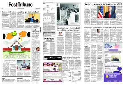 Post-Tribune – July 12, 2018