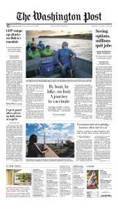The Washington Post - October 13, 2021