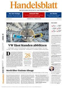 Handelsblatt - 07. Februar 2019