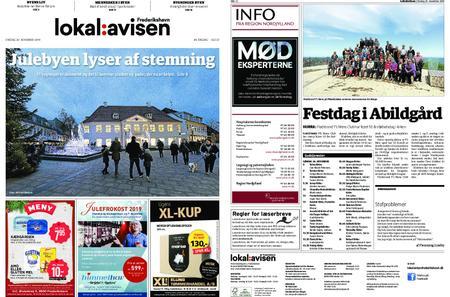 Lokalavisen Frederikshavn – 20. november 2019