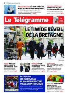 Le Télégramme Guingamp – 12 mai 2020