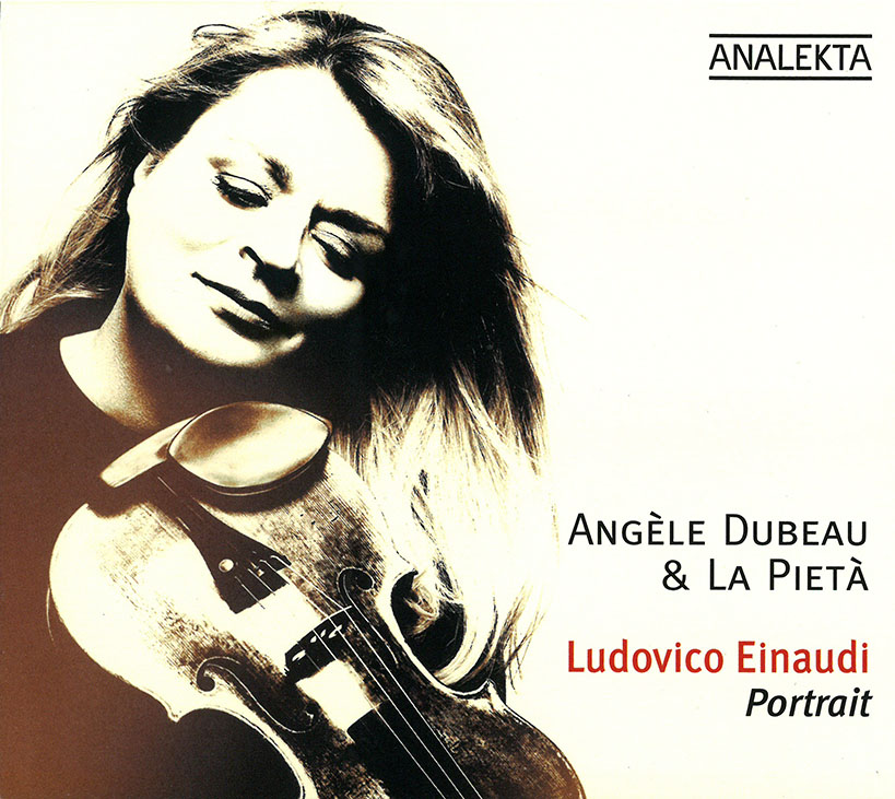 Angele Dubeau & La Pieta - Ludovico Einaudi: Portrait (2015) [Re-Up]