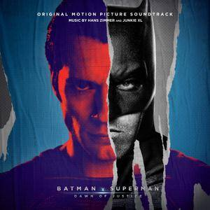 Hans Zimmer & Junkie XL - Batman v Superman: Dawn of Justice (Deluxe Edition) (2016) [TR24][OF]