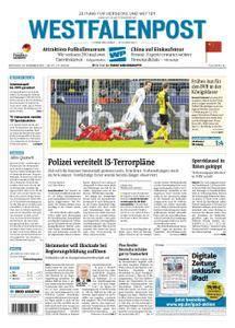 Westfalenpost Wetter - 22. November 2017
