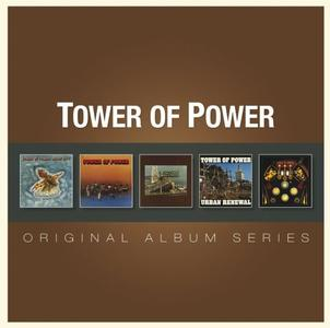 Tower Of Power - Original Album Series [5CDs] (2013) {Rhino Records}