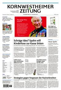 Kornwestheimer Zeitung - 10. November 2018