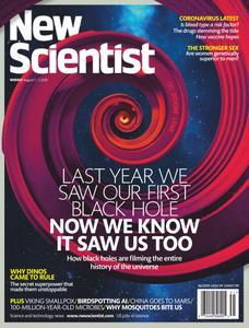 New Scientist - August 01, 2020