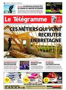 Le Télégramme Brest Abers Iroise – 06 mai 2021