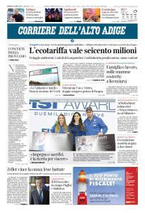 Corriere dell'Alto Adige - 12 Aprile 2019
