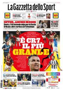 La Gazzetta dello Sport Roma – 21 gennaio 2020