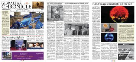 Gibraltar Chronicle – 21 June 2018