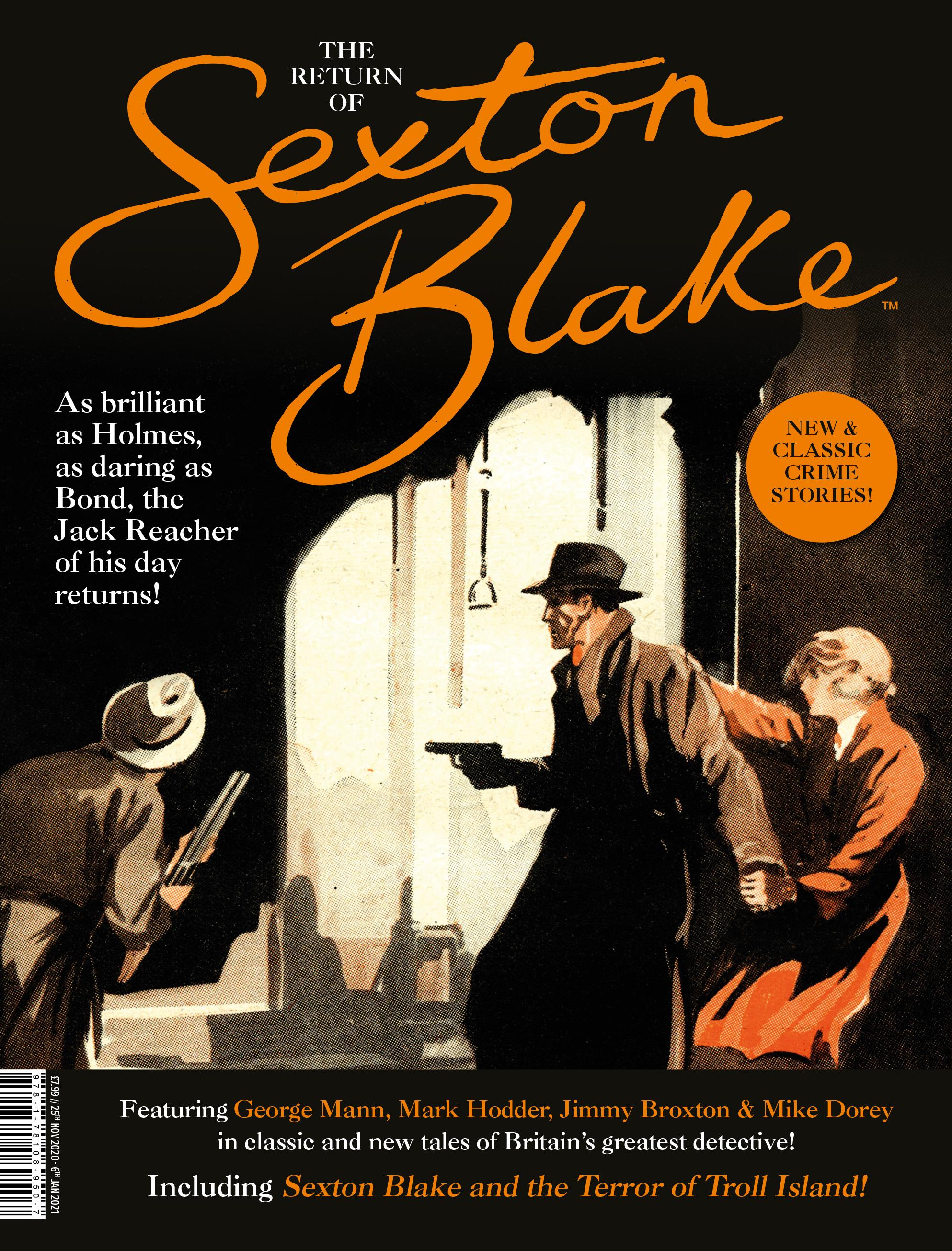 The Return of Sexton Blake (2020) (Digital-Empire