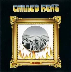 Canned Heat - Reheated (1988)