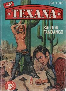Texana - Volume 10 - Saloon Fandango