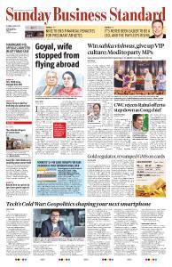Business Standard - May 26, 2019