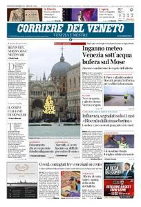 Corriere del Veneto Venezia e Mestre – 09 dicembre 2020