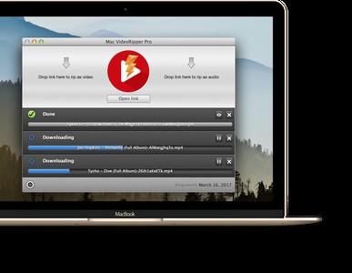 Mac VideoRipper Pro 1.0.5 Mac OS X
