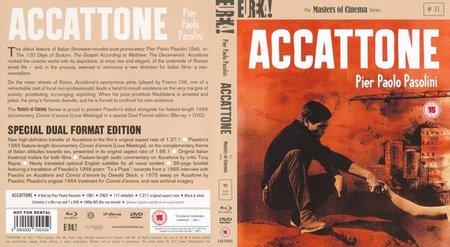 Accattone (1961) [Masters of Cinema #31]