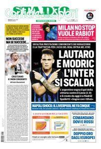 Corriere dello Sport Stadio - 5 Agosto 2018