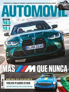 Automovil España - mayo 2021