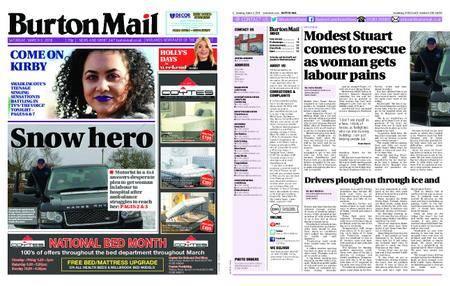 Burton Mail – March 03, 2018