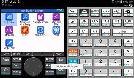 HP Prime Pro v1.3.2