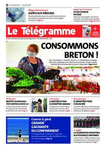 Le Télégramme Auray – 05 juin 2020