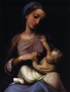 The Art of Antonio da Correggio