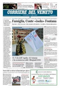 Corriere del Veneto Venezia e Mestre – 03 marzo 2019