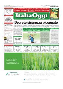 Italia Oggi - 21 Giugno 2019