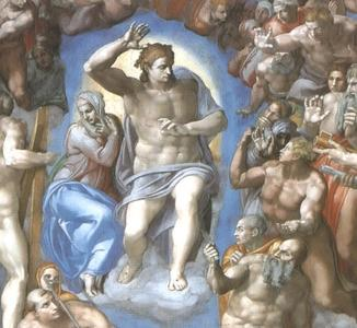 Микеланджело (155 картин) | Michelangelo (155 pictures)