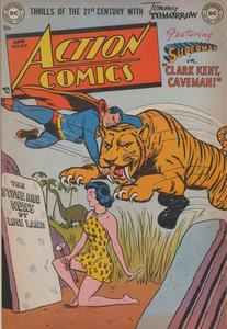 Action Comics 169 DC Jun 1952 c2c Superscan