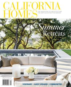 California Homes - July-August 2021