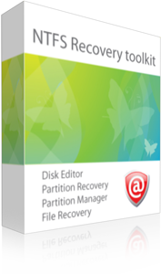Active NTFS Recovery Toolkit 4.0