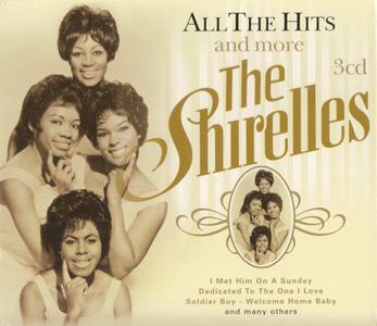 The Shirelles - All The Hits And More [3CD] (2009)