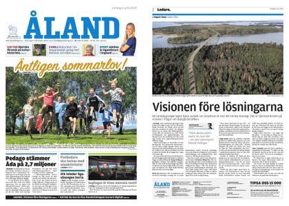 Ålandstidningen – 06 juni 2020