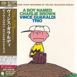 Vince Guaraldi Trio - A Boy Named Charlie Brown (1964) [Japan 2012] PS3 ISO + Hi-Res FLAC