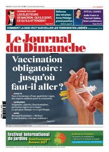 Le Journal du Dimanche - 11 juillet 2021