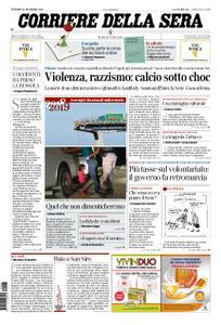Corriere della Sera – 28 dicembre 2018