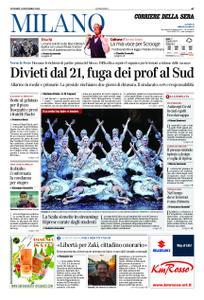 Corriere della Sera Milano – 11 dicembre 2020