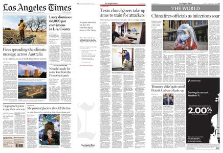 Los Angeles Times – February 14, 2020