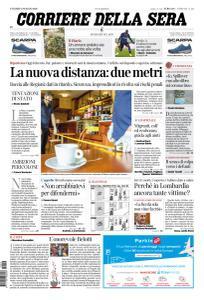 Corriere della Sera - 15 Maggio 2020